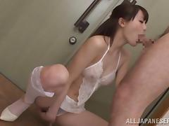 Allure, Adorable, Allure, Asian, Blowjob, Couple