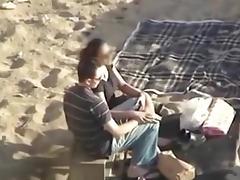 voyeur coition beach