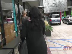 ATKGirlfriends video: faithfulness 2 of 3 - Kate Wolf grabs a bite less eat