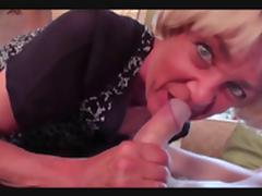 Grandma, Blonde, Granny, Mature, Old, Grandma