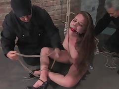 Bondage, BDSM, Bondage, Nipples, Slave