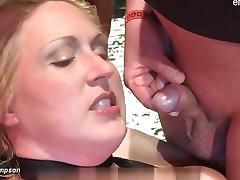Nice wife cock suck
