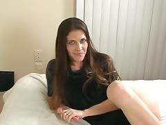 Brunette sex horny