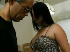 Old Dude Loves To Use His Cock And Fuck Pregnant Women