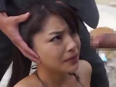 hardcore double penetration for a kinky hun Erika