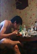 Korean Friend's Homemade Video tube porn video
