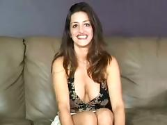 Casting, Audition, Big Tits, Brunette, Casting, Couple