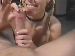 HANDJOB HUNNIES - RAVE CHICK