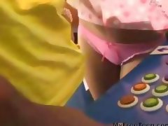 Really Cute Brazilian Teen Anal Nt69 teen amateur teen cumshots swallow dp anal