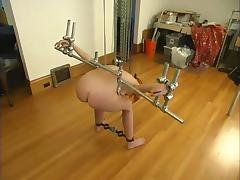 Bound, BDSM, Bound, Humiliation, Redhead, Slave