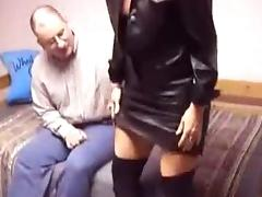 Boots, Anal, Boots, Creampie, Cuckold, Hardcore