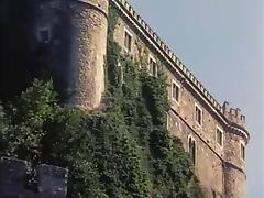 Holiday sex orgy in a castle porn tube video