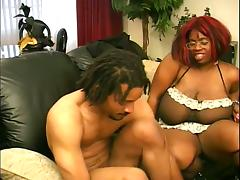 Granny BBW, BBW, Black, Ebony, Fat, Mature