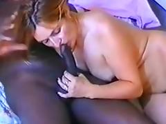 French redhead milf gets banged