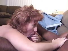 Mature Redhead Interracial YPP