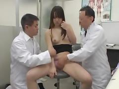 Medical voyeur cam shooting Asian cutie fucked by doc AJAV0999718366 02 tube porn video
