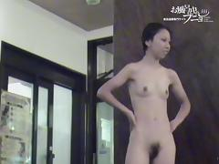 Gorgeous hairy pussy and wonderful small Japanese titties 3328 porn tube video