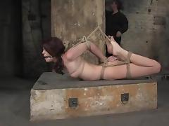Stunning Faith Leon gets humiliated in hot BDSM video porn tube video