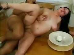 Pregnant, Big Tits, Boobs, Brunette, Couple, Hardcore