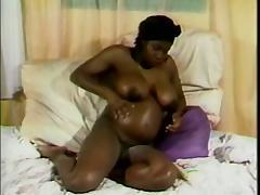Pregnant, Black, Blowjob, Ebony, Horny, Naughty