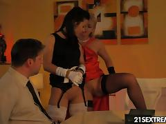 The Godmother returns - part 2 tube porn video