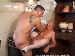 Big Cock, Big Cock, Big Tits, Blonde, Blowjob, Boobs