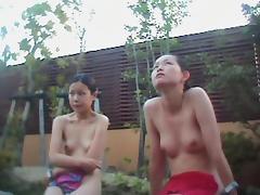 Bath, Asian, Bath, Bathing, Bathroom, Beauty