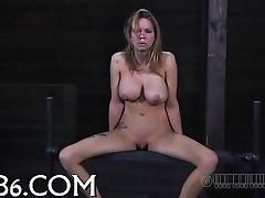 Hotty enjoys cruel satisfying