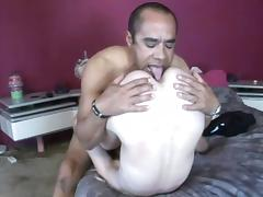 This Video Has it All, Foot Fetish, Rim Jobs and Hardcore Fucking