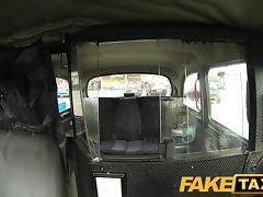 FakeTaxi: Youthful sexually excited cutie in backseat surprise tube porn video