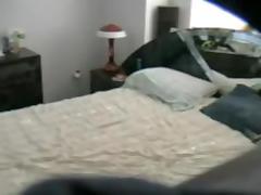 Tall slim oriental drilled in hidden webcam
