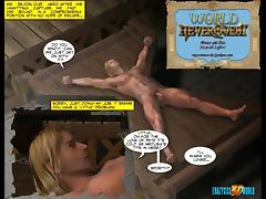 3D Comic: World of Neverquest. Episode 3