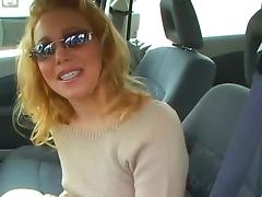 Liv Wylver in her car meets Mr Marcus porn tube video