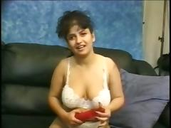A very old porn video with Cherly Dinero