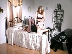 Wild Play On Bed By Wild Chick And Her Best Shemale Friend porn tube video