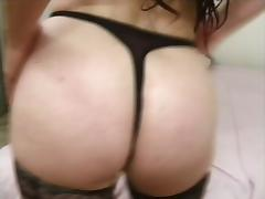 Dirty Mature In Stockings Gets Her Hot Ass Destroyed