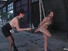 roughly fucked by her devilish mistress