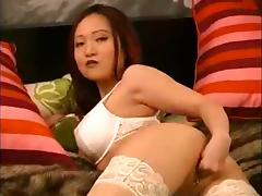 Kiko anal fisting