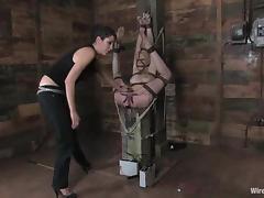 Bondage, BDSM, Bondage, Femdom, Slave, Wrapped Bondage