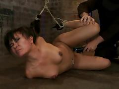 Passionate Asian lust gets tortured so hard