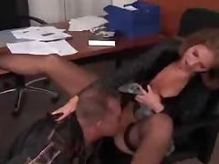 Office, Anal, Hardcore, Office, Stockings