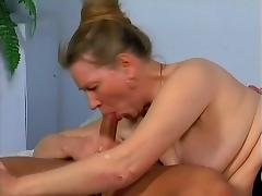 This horny couple is getting down and dirty with some hot doggystyle fucking
