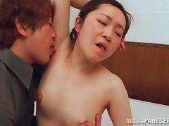 japanese milf gets her armpits sniffed porn tube video