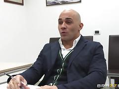 Big Tits at School: An Italian Anatomy Lesson tube porn video