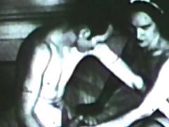 Hottest classic scene with a sensual MILF