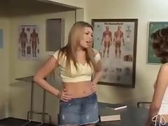 Catfight, Catfight, Wrestling, Fight, French Mature