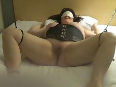 Tied up spread and ready for use