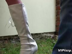 VIPissy Video: Angel Piaf