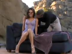 Juicy Vanessa Lane Goes Hardcore Outdoors With A Tasty Dude tube porn video