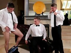 NextDoorBuddies Video: Wedding Jitters tube porn video